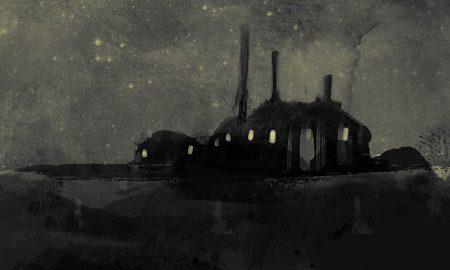 2016 Kilkenny Poetry Broadsheet, illustrated by Ale Mercado