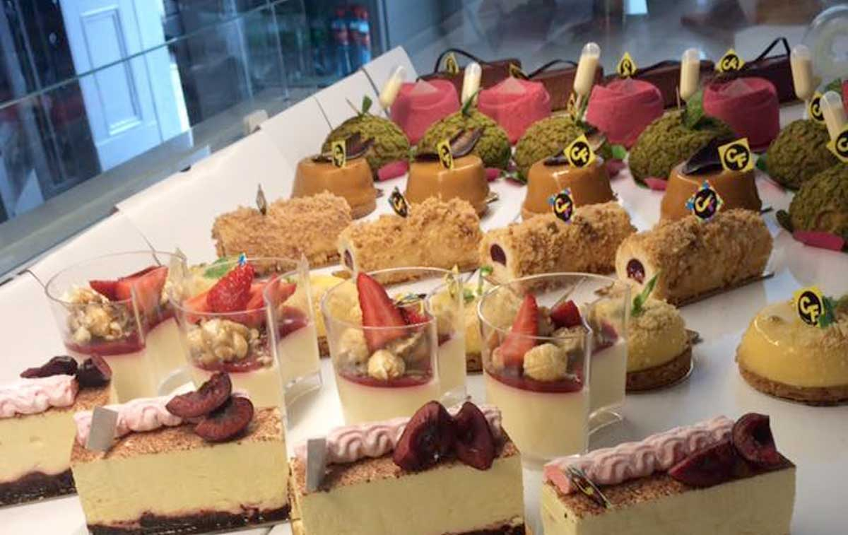 Cakes and treats at Cakeface, Kilkenny