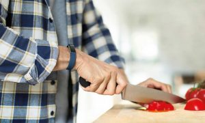 The Fitbit Alta. Photo: fitbit.com