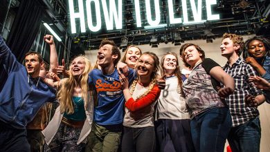 How To Live. Photo: County Carlow Youth Theatre