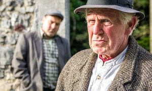 Paddy Behan is The Bull McCabe in The Field at the Watergate Theatre, Kilkenny. Photo: Ken McGuire
