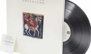 Paul Simon's Graceland on vinyl