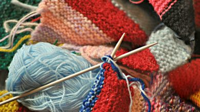 Love knitting? There's a festival for that! Photo: Pexels.com