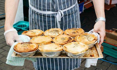 Pies at The Eatyard?