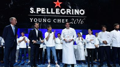 Mitch Lienhard, San Pellegrino Young Chef 2016. Photo: S.Pellegrino Young Chef 2016