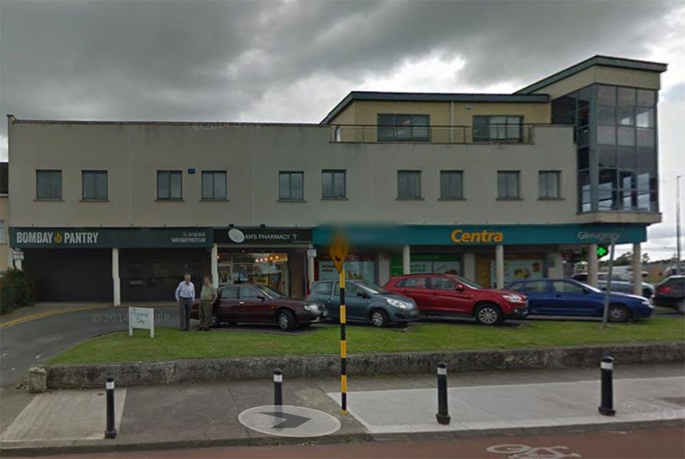 Bombay Pantry, Glenageary, Co. Dublin. Photo: Google Streetview