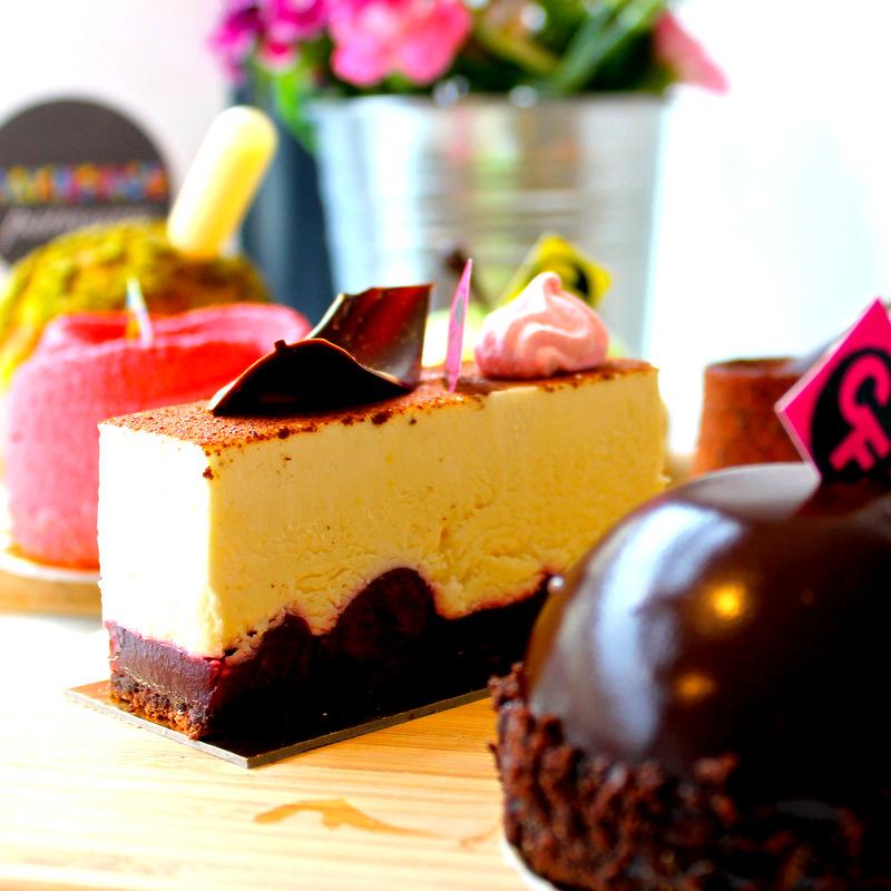 Tasty treats from Cakeface in Irishtown, Kilkenny