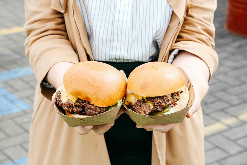 Fancy a burger at the Eatyard? You can from 24 November this year.