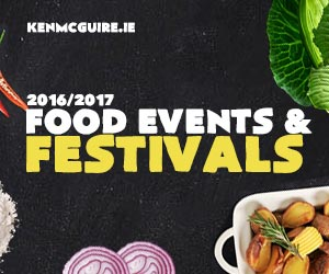 Irish food events and festivals