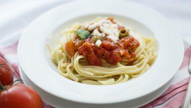 Everyone loves a good pasta dish, right? Photo: pexels.com