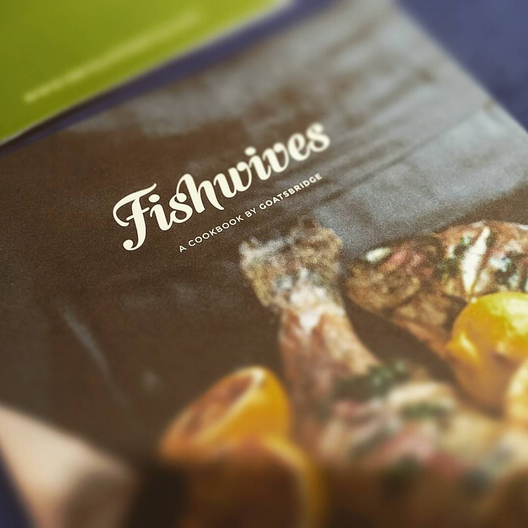 Fishwives, a cookbook from Goatsbridge is out now. Photo: Ken McGuire