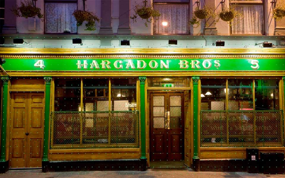 Hargadons in Sligo town.