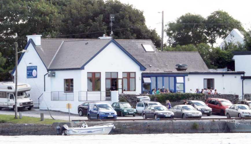Linnane's Lobster Bar, New Quay, Co. Clare