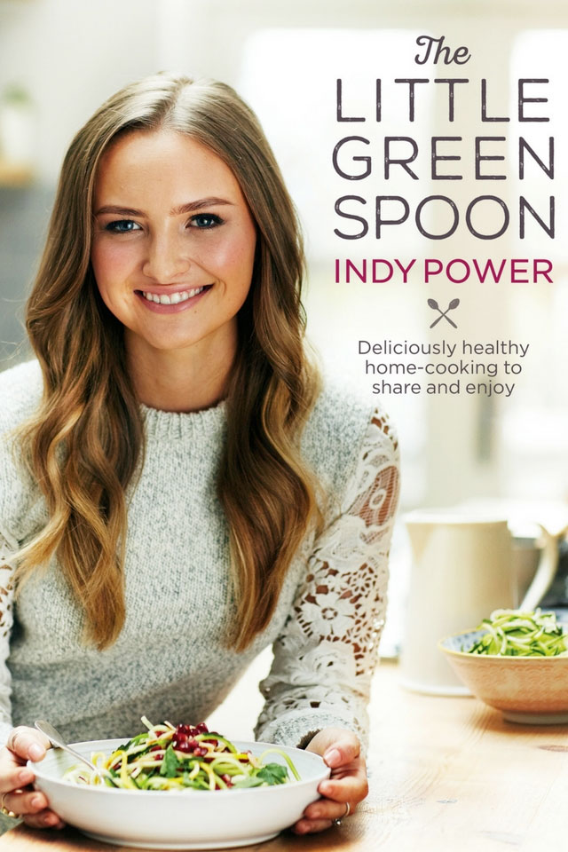 The Little Green Spoon by Indy Power