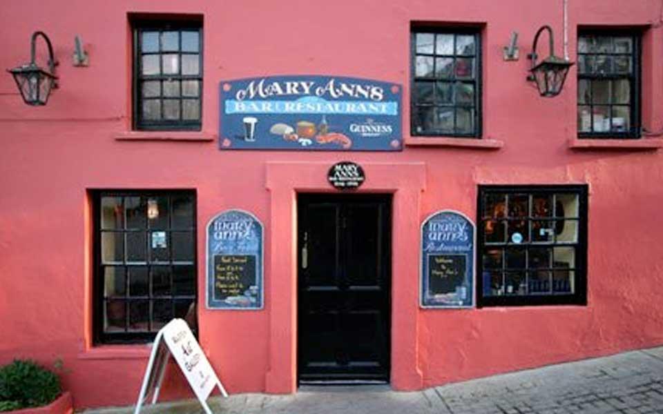 Mary Ann's Bar
