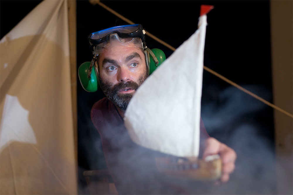 Monkeyshine Theatre's 'Voyage' tours Ireland in October and November