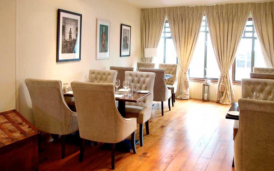 Oarsman bar and restaurant in Carrick-on-Shannon, Co. Leitrim