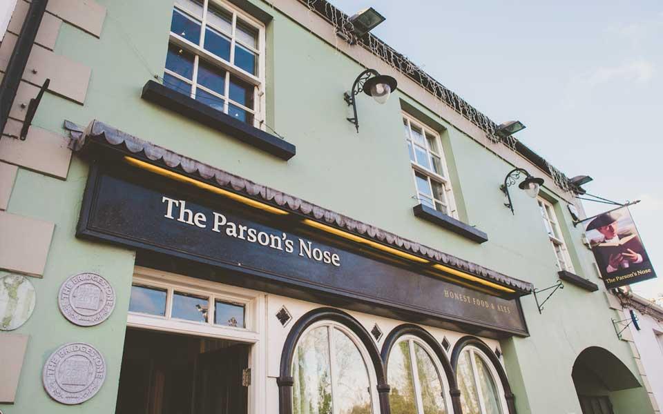 The Parson's Nose