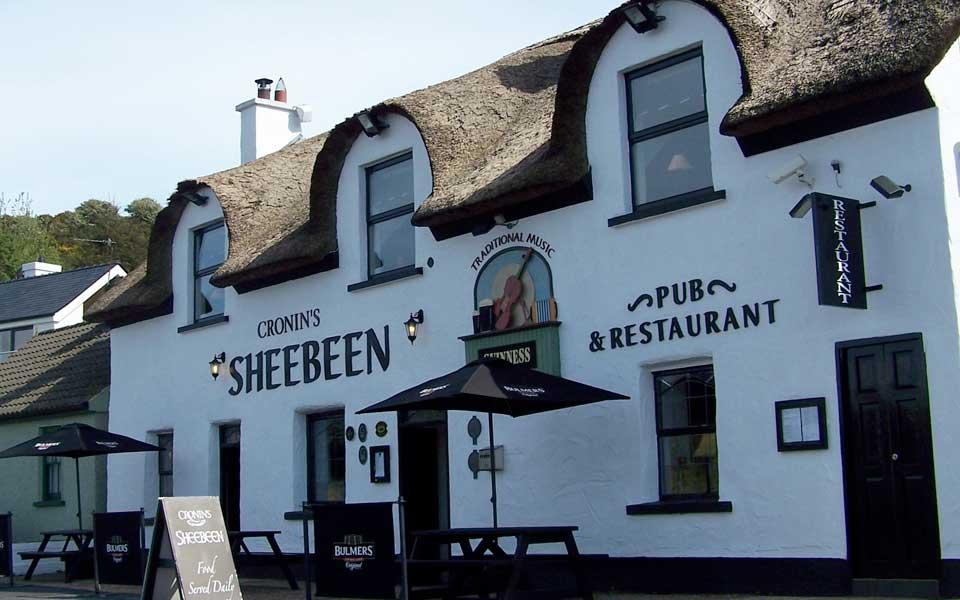 Cronin's Sheebeen, Westport, Co. Mayo