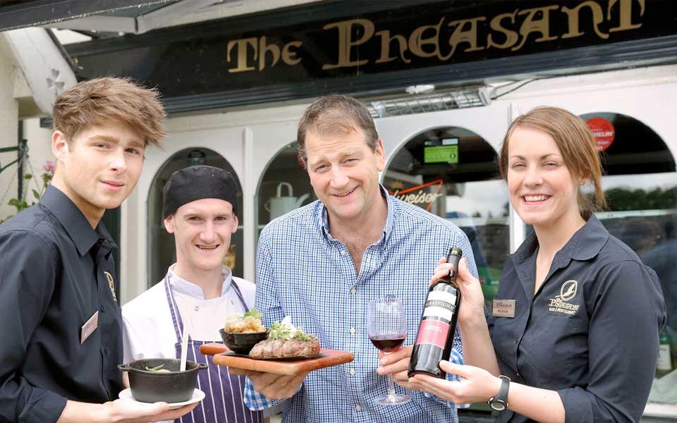 The Pheasant Restaurant