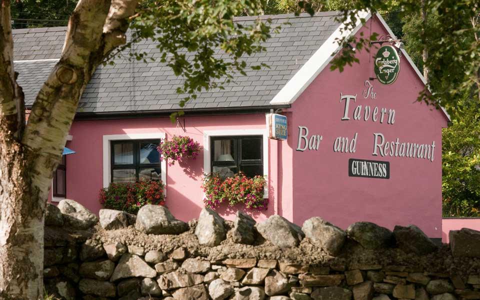 The Tavern Bar and Restaurant, Murrisk