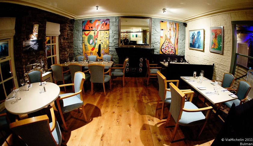 The interior of Toddies at The Bulman
