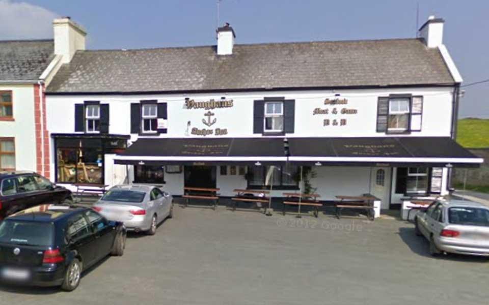 Vaughan's Anchor Inn, Liscannor.