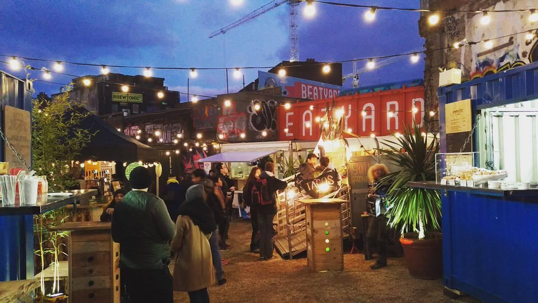 Eatyard, Dublin. Photo: Eatyard/Instagram