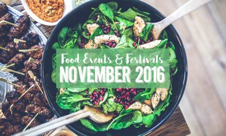 Irish Food Events & Festivals in November 2016