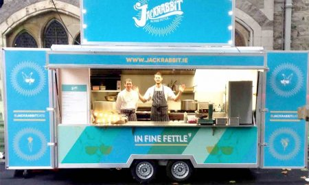 The Jackrabbit Food Truck. Photo: jackrabbit.ie