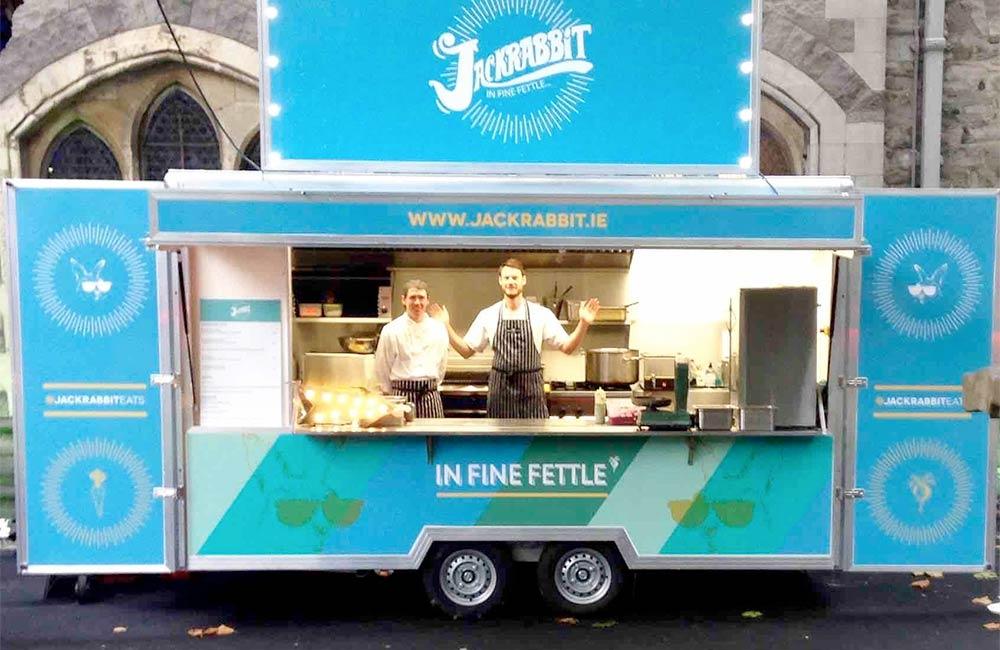 The Jackrabbit Food Truck. Photo: jackrabbit.ie