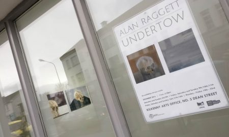 Alan Raggett's solo show Undertown runs at Kilkenny Arts Office through December 2016.
