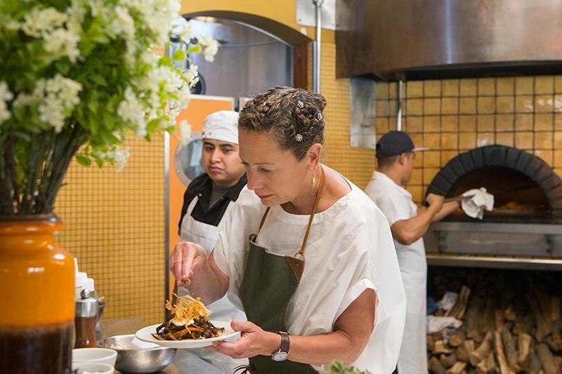 Nancy Silverton, Osteria Mozza, (Los Angeles, CA)