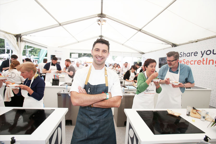Discover chef's secrets at Taste of Dublin
