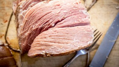 Slow cook ham fillet in Coca-Cola. Photo: Ken McGuire/kenmcguire.ie