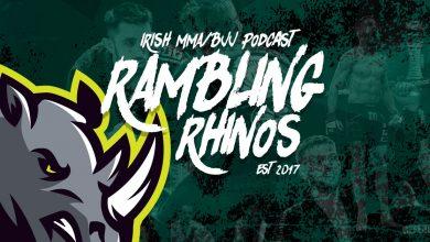 Rambling Rhinos