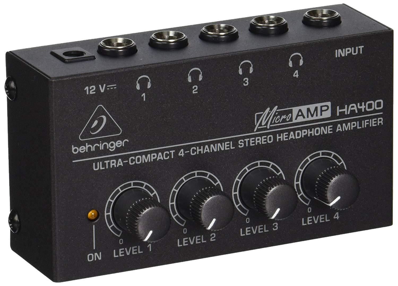 Behringer Headphone Amp