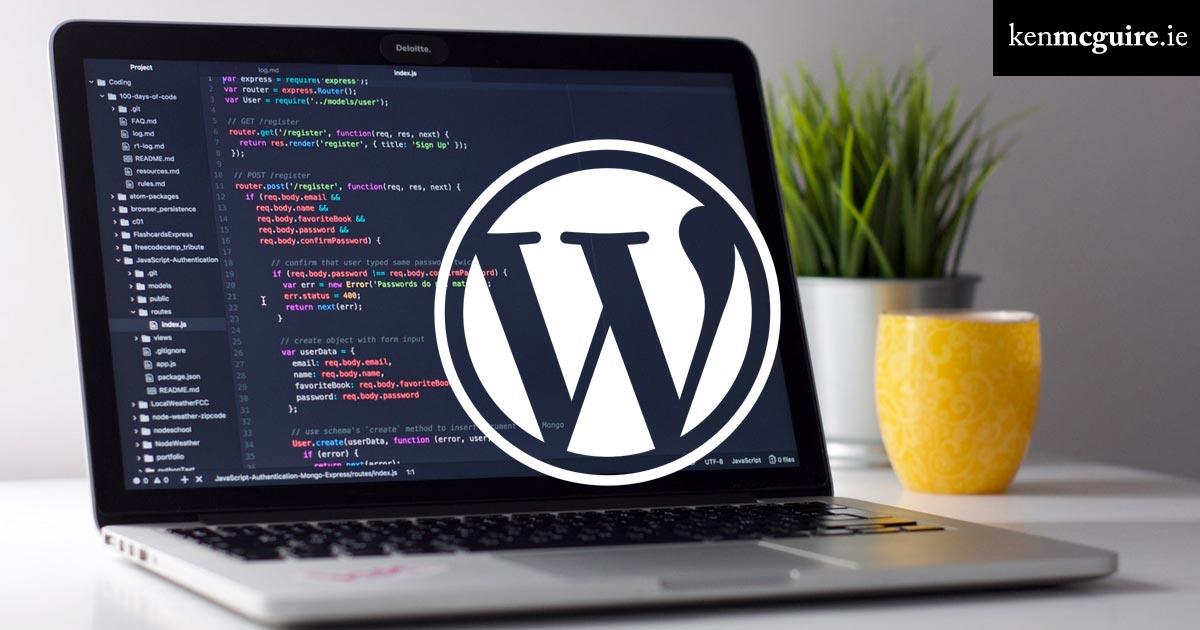 Default WordPress .htaccess settings