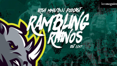 Rambling Rhinos Podcast