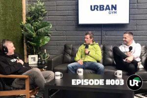 UR Pocast #003: Graham Doyle, The Irish Experience