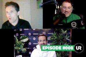 UR Podcast #008 with Dr. Alan Desmond