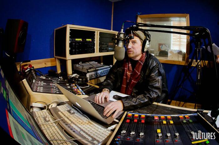 Vultures, studio recording